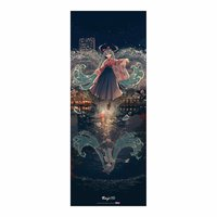 Hatsune Miku x Tokyo 150 Years Festival Collaboration Japanese Hand Towel
