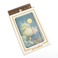 My Neighbor Totoro Movie Scenes Playing Cards