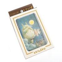 My Neighbor Totoro Movie Scenes Playing Cards
