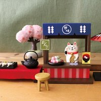 concombre Hanami Mini Figures Vol. 2