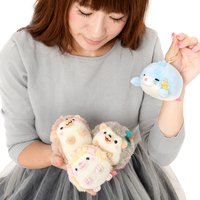 Horinezumi no Harin Mori no Oshare-san Plush Collection (Ball Chain)