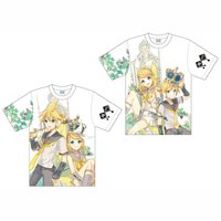 Kagamine Rin/Len 10th Anniversary Graphic T-Shirt