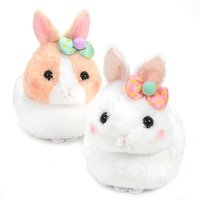 Usa Dama-chan Pompom Ribbon Rabbit Plush Collection (Big)