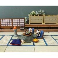 concombre Kotatsu Cat Ornaments