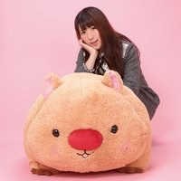 Lonely Won-Won Super Jumbo Wombat Plush