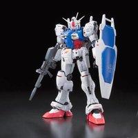 Real Grade #12: Gundam GP01 Zephyranthes 1/144 Scale Plastic Model Kit