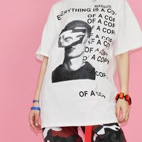 ACDC RAG Everything Is a Copy Long T-Shirt