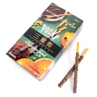 Pocky Trinity Orange Peel