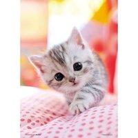 Wake Up! Cat Jigsaw Puzzle