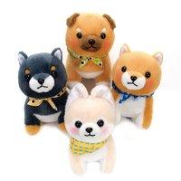 Mameshiba San Kyodai Apprentice Dog Plush Collection Vol. 3 (Standard)