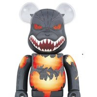 BE@RBRICK Godzilla 400% (Desgodzi Burning Ver.)