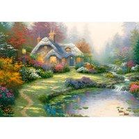 Everett's Cottage Jigsaw Puzzle