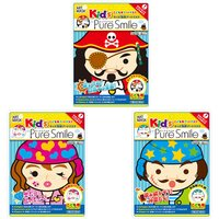 Pure Smile Pirate Series Art Masks for Kids