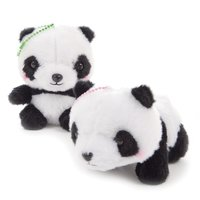 Panda no Aka-chan Ball Chain Plush Collection