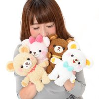 Nuikuma no Chikku Bear Plush Collection (Standard)