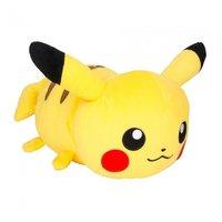 "Pokemon 10"" Pikachu Laying Plushie"