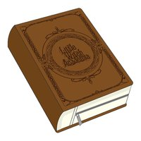 Little Witch Academia Book-Shaped Pouch