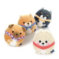 Mameshiba San Kyodai Kororin Dog Plush Collection (Standard)