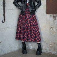 Listen Flavor Maxi Skirt w/ Harness Belt