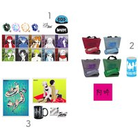 Kagerou Project Merch Sets