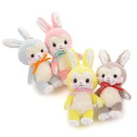 Miracle Bunnies Ball Chain Plush Collection
