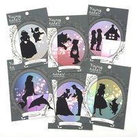 Fairy Tale Removal Stickers