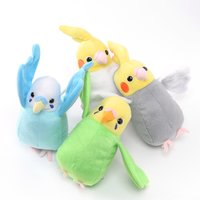 FANS x Birdstory Life with a Bird Plush Collection