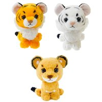 Prairie Zoo Plush Collection