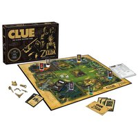 The Legend of Zelda Clue Collector's Edition