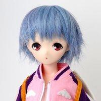 Libidoll Short Wig (Blue)