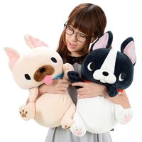 Buruburu Boo! Dog Plush Collection (Big)