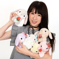 Pote Usa Loppy Strawberry Plush Collection (Standard)