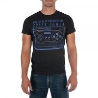 SNES Controller Power Men's T-Shirt