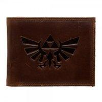 Legend of Zelda Leather Bi-Fold Wallet