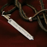 Berserk Dragonslayer Sword Pendant