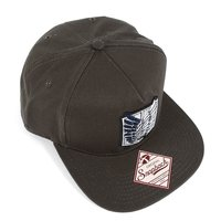 Attack on Titan Scout Regiment Canvas Snapback