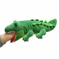 Chomping Crocodile Plush