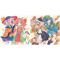 Touhou Project Character Cushion Cover Collection: Daizu Ver.