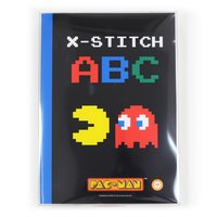 Pac-Man Cross-Stitch ABC Set