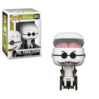 Pop! Disney: The Nightmare Before Christmas - Dr. Finklestein
