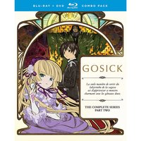 Gosick: The Complete Series - Part 2 Blu-ray/DVD Combo Pack