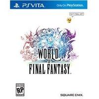 World of Final Fantasy (PS Vita)