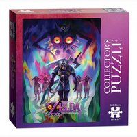 The Legend of Zelda: Majora's Mask Incarnation Collector's Puzzle