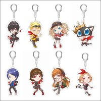 Persona 5: Dancing in Starlight Chibi Acrylic Keychain Collection
