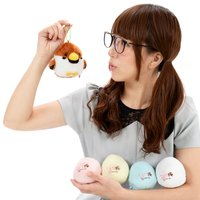Kotori Tai Tamago kara Kururinpa Bird Plush Collection (Ball Chain)