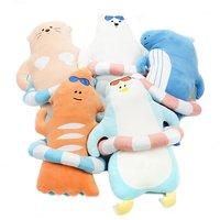 Kanazuchi Friends Cool Cushion Collection