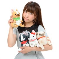 Buruburu Boo! Neighbors Dog Plush Collection (Standard)