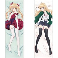 Saekano: How to Raise a Boring Girlfriend Flat Eriri Spencer Sawamura 2-Way Body Pillow Cover