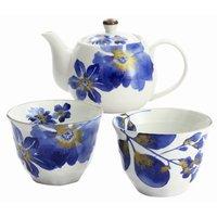 Aika Mino Ware Tea Set