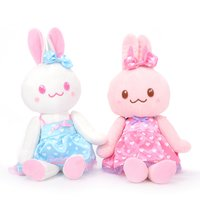 Usamomo Dress-Up Plush /w Heart Dress